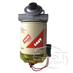 EA-12018 - Fuel water separator 460R(R60P) with heater