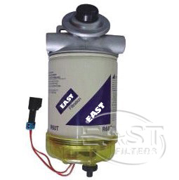 EA-12019 - Fuel water separator 460R(R60T) with heater
