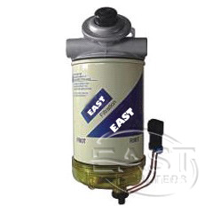 EA-12021 - Fuel water separator 490R(R90T) with heater