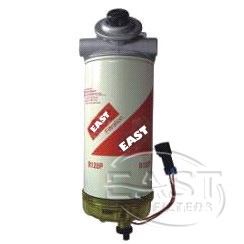 EA-12044 - Fuel water separator 4120R(R120P) with heater
