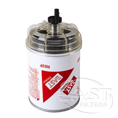 EF-41021 - Fuel Filter R60P with bowl