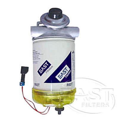 EF-41033 - Fuel Filter 460R (R60T) with heater