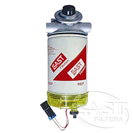EF-41035 - Fuel Filter 490R (R90P) with heater