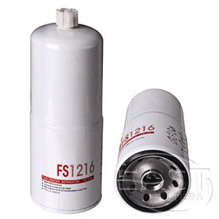 EF-42048 - Fuel Water Separator FS1216