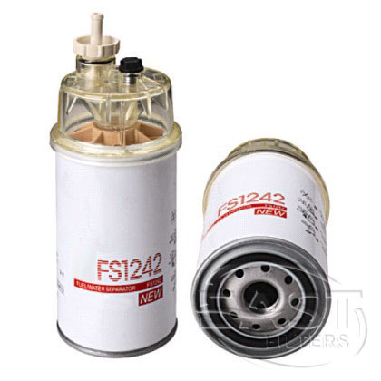 EF-42051 - Fuel Filter FS1242 with bowl