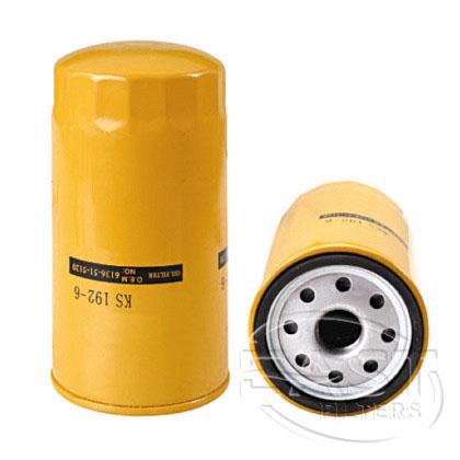 Fuel Filter 6136-51-5120  - Komatsu Series - Fuel filter