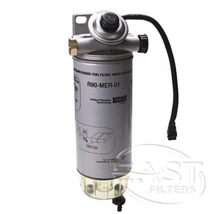 EF-52005 - تصفية الوقود R90 مير - 01 مع جهاز استشعار
