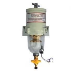 EF-11019 - 500FG فاصل المياه الوقود مع سخان