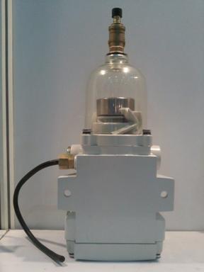 EF-11020 - 600FG فاصل المياه الوقود مع سخان
