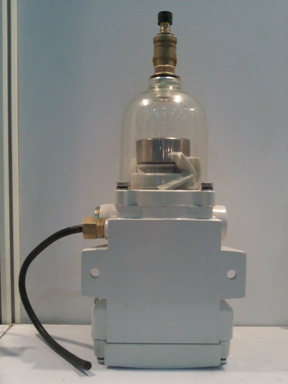 EF-11020 - Bahan bakar air pemisah 600FG dengan Pemanas