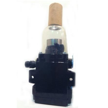 EF-11021 - Separador de água de combustível 81.12501 6084 com aquecedor