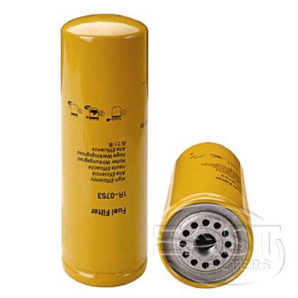 EF-43006 - Fuel Filter 1R-0753