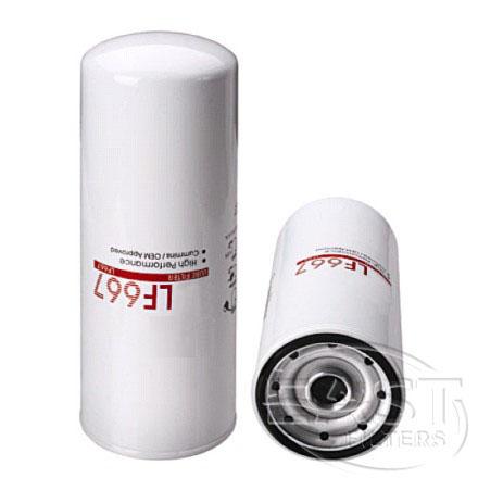 EF-42005 - Filtro de combustível LF667