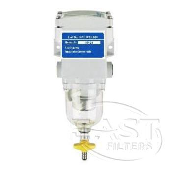 EF-11011 - المياه والوقود فاصل 600FG