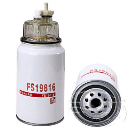 EF-42056 - تصفية الوقود FS19816 مع صحن