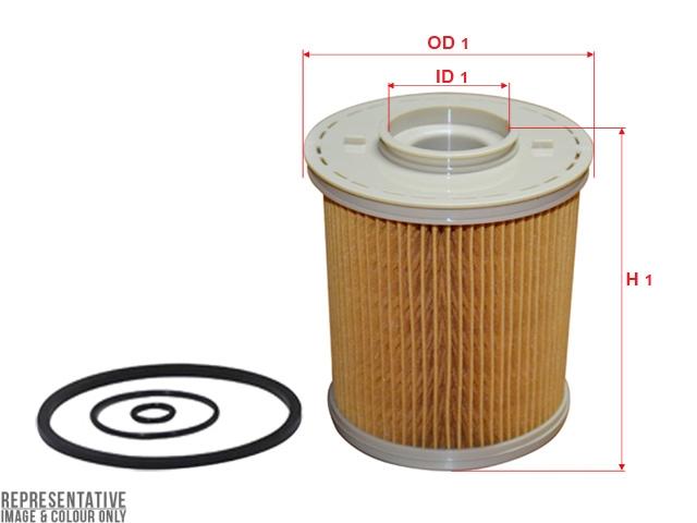 f-1110 - fuel filter - sakura filters equivalent - f-1110 ... for an 05 duramax lly fuel line fuel filter