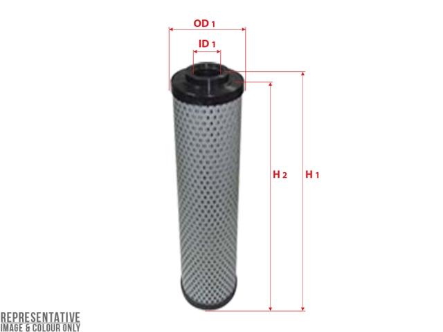 fc-5504 - fuel filter - sakura filters equivalent - fc-5504 - es-13982