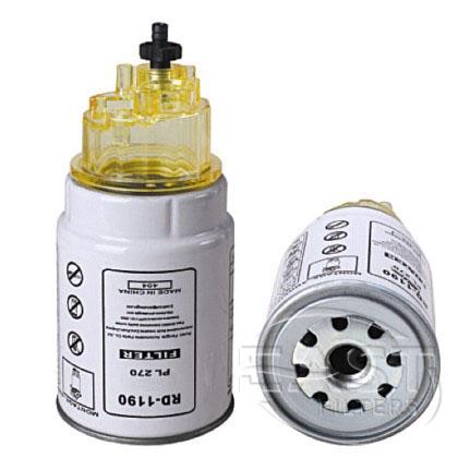 EF-53007 - تصفية الوقود PL270 مع صحن