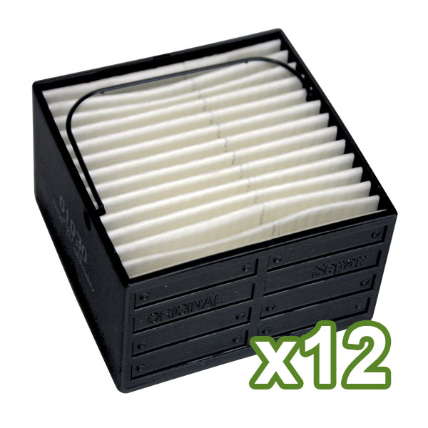 EP-20002 - Filter Element for SWK-2000-10 and EVO-10, 12 Pack