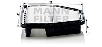 EM-30001 - Air Filters C 29 008
