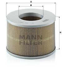 EM-30019 - Air Filters C 22 267