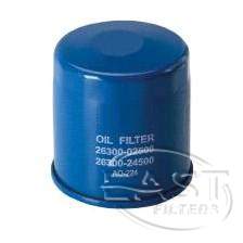 EA-63007 - Filtro de combustível 26300-02500 26300-24500