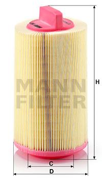 EM-30203 - Air Filters C 14 114