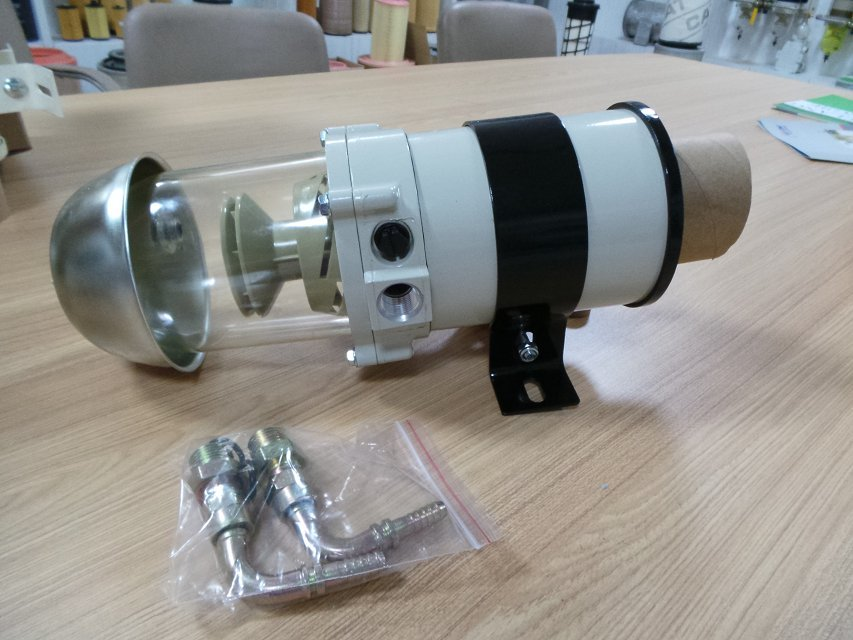 New marine turbine series fuel water separator 900MA (as RACOR 900MA) has been launched