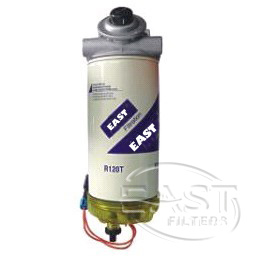 EA-12045 - Fuel water separator 4120R(R120T) with heater