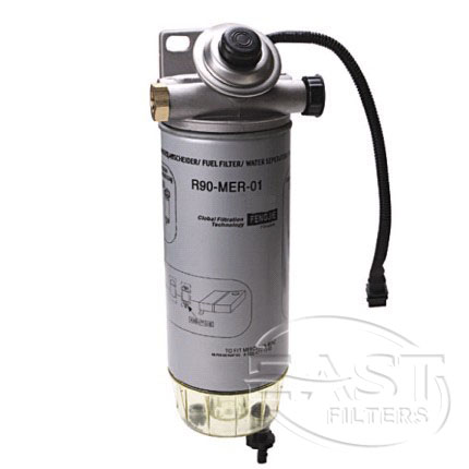 EF-52005 - Fuel Filter R90-MER-01 with sensor