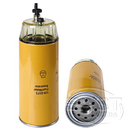 EF-43020 - Fuel Filter 129-0373 with bowl