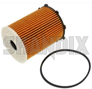 EF-45016 - Oil filter Insert VOLVO 30735878